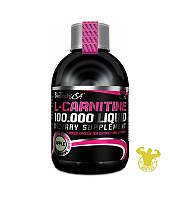 Карнитин L-Carnitine 100.000 Liquid от Biotech 500 мл
