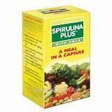 Спирулина и амла - витаминный коктейль для Вашего здоровья!