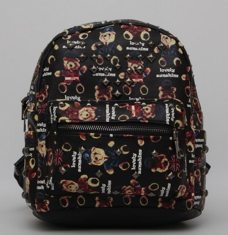 36d609bc0d73 Женский рюкзак. Красивый женский рюкзак. Рюкзак из кожи PU. Стильный  женский рюкзак.