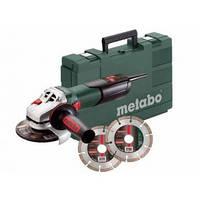 Metabo W 12-125 Quick Set Угловая шлифмашина