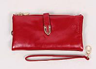 Оригинальный женский кошелек Sacred, красный
