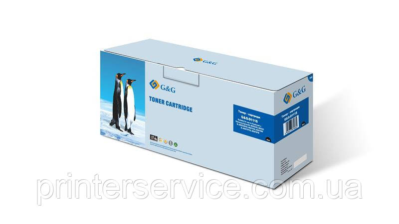 D111s картридж совместимый (аналог) для Samsung SL-M2020/ 2070 serie, G&G-D111S black