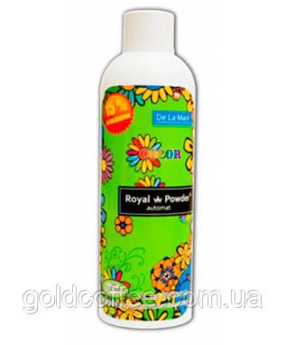 Гель Royal Powder Color 1 L. Концентрированное бесфосфатное жидкое средство для стирки