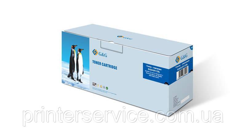Mlt d115l совместимый картридж (аналог) для Samsung SL-M2620/ M2670/ series, G&G-D115L black