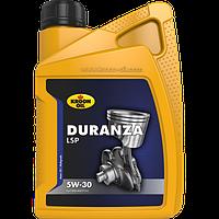 Моторное масло KROON OIL Duranza LSP 5W-30 синтетическое для автомобилей Ford с сажевыми фильтрами 5л.KL 34203