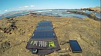 Зарядное устройство Allpowers на солнечных батареях, 2 USB выхода,16W, 5V, 2А
