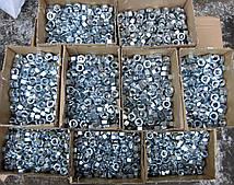 Гайка М18 ГОСТ Р 52645-2006, ГОСТ 22354-77 высокопрочная