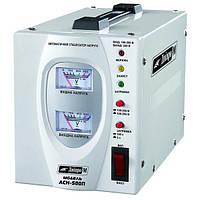 Автоматический стабилизатор напряжения напольный Дніпро-М АСН-500П (68500001)