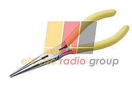 Довгогубці Pro'sKit  1PK-706Y, прямі, з ріжучими кромками, 150 мм