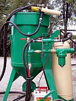 Термоабразивная установка ТАУ-100 (ТАУ-200)