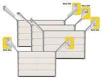 Гаражные ворота RYTENA модель R40.
