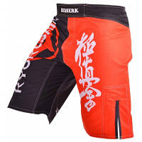 Шорты for KYOKUSHIN BERSERK black
