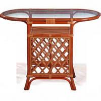 Стол обеденный овальный , фото 1