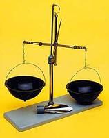 Весы для сыпучих материалов ВСМ-100/2 (от 5 до100г) со штативом