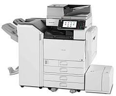 Полноцветный МФУ Ricoh MP C5503ZSP формата а3 3в1. Цветная, качественная печать.