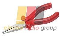 Довгогубці Pro'sKit  1PK-709AS, прямі, з ріжучими кромками, 165 мм