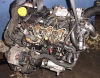 Двигатель K9K 732 78кВт без навесного (Siemens) 05-RenaultKangoo 1.5dCi2005-