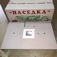Инкубатор бытовой «Наседка ИБ-100» с механическим переворотом яиц в оцинкованном корпусе