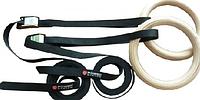 Гимнастические кольца Power System для занятий гимнастики, workout и CrossFit-ом