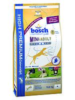 Корм для собак BOSCH HPC  Мини Эдалт(ягненок+рис)