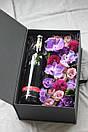 """Коробка """"книжка"""" для квітів і солодощів 35*22*10 см, фото 5"""