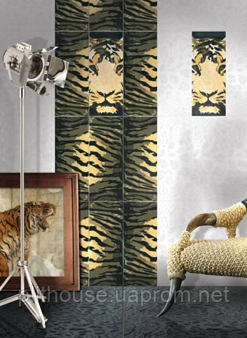 Керамическая плитка Тигр от KERAMA MARAZZI (Россия), фото 1