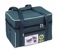 Термоконтейнер многоразовый медицинский ТМ-8 «Термо-Конт МК» в сумке -чехле с 2-мя хладагентами