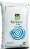 Агритек Drip 14-13-30+МЕ - микроудобрение на баклажаны, морковь и др. культуры