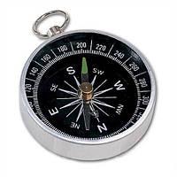 Портативный ручной компас S01 в металлическом корпусе для активного отдыха