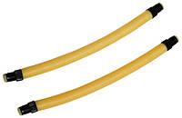 Резиновые тяги латекс (пара) D17,5mm L 18cm