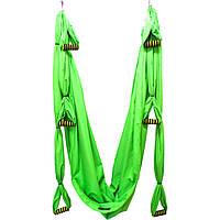 Гамак йога (аэройога гамак) Yoga swing FI-4439 (цвета в ассортименте)