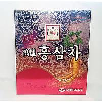 Чай с красным корейским женьшенем 50, фото 1