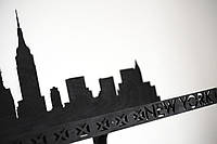 Полка Нью-Йорк / New York Shelf