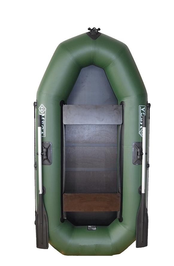 Надувная ПВХ лодка двухместная Q245LS(PS)