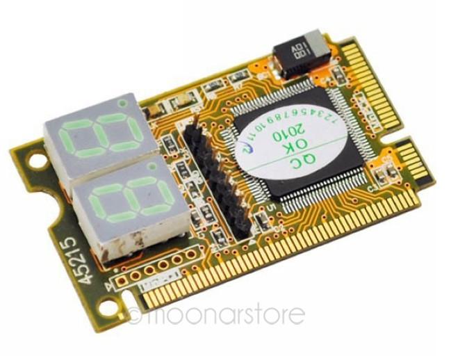 PCI-e POST eLPC 2 Bit тестер для ноута #100233