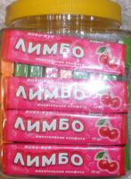 Жевательная конфета Лимбо Банка 40 шт (Tayas), фото 1