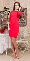 Платье женское Prada мини красное