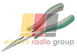 Довгогубці Pro'sKit  PM-712, прямі, з ріжучими кромками, 154 мм