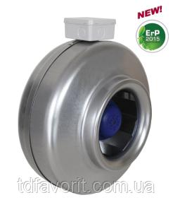 Канальный вентилятор оцинкованный  SALDA VKAP 250 LD 3.0