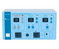 Аппарат электрохирургический высокочастотный 300 Вт с дополнительным режимом бесконтактной коагуляции (набор для лапароскопических операций)