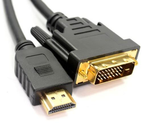 Переходник DVI-D HDMI кабель адаптер #100235