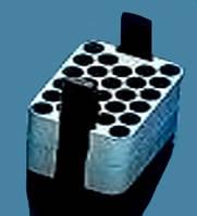 Адаптер для пробирок 26х97-110, большой, уп. 2 шт.