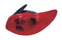 Фонарь задний Peugeot 206 03-