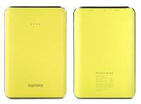 Внешний аккумулятор Remax Power Bank Tiger, 5000 mAh (Желтый), фото 1