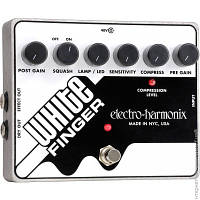 Педаль Гитарных Эффектов Electro-Harmonix White Finger