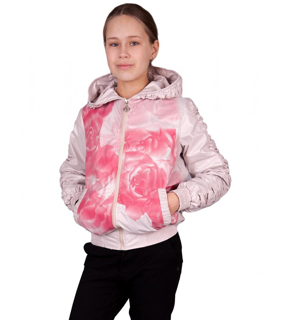 Куртка ветровка на девочку подростковая