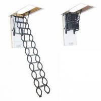 "Чердачная лестница  ""OMAN"" (FLEX TERMO)  Nozycowe Termo  NT, 900х600х2900, Мариуполь"
