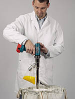 5302-0602 Пробоотборник PowderProof вертик. трубка, 60см, для порошков диам. до 2 мм