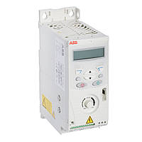 Частотный преобразователь ABB ACS150 0,37 кВт, 1ф