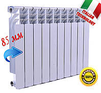 Алюминиевый радиатор Alltermo 500/85, фото 1